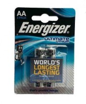 Батарейка ENERGIZER Ultimate Lithium AA-L91 DFB2