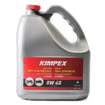 Масло моторное KIMPEX, SNOW4/ATV4 4-S100 0W40, 3,78 л